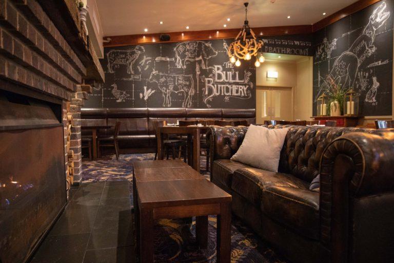 White Bull Hotel - Restaurant
